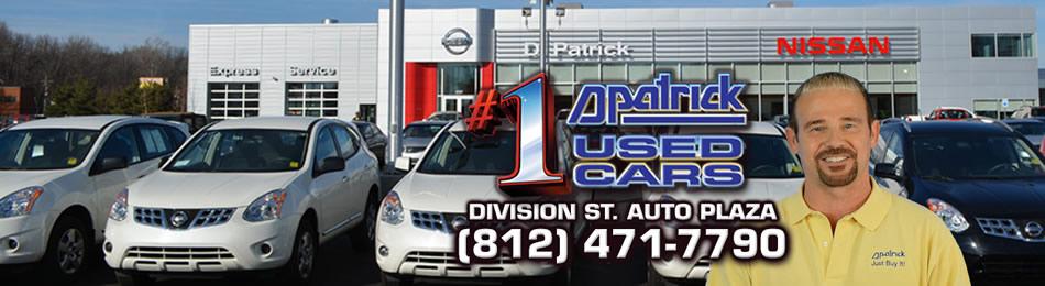 D-Patrick Nissan Sales Event